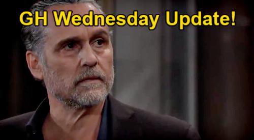 General Hospital Spoilers: Wednesday, October 13 Update – Sonny's Emotional Gift – Nina Needs Lawyer – Britt's Liesl Problem
