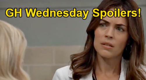 General Hospital Spoilers: Wednesday, September 15 – Sonny Rescues Nina & Phyllis – Drew's Big Boss Talk – Britt's Terror Grows