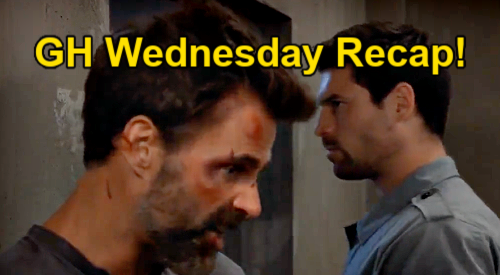 General Hospital Spoilers: Wednesday, September 15 Recap – Harmony's Dallas Kirby Clue – Unconscious Sonny Stuck in Fire