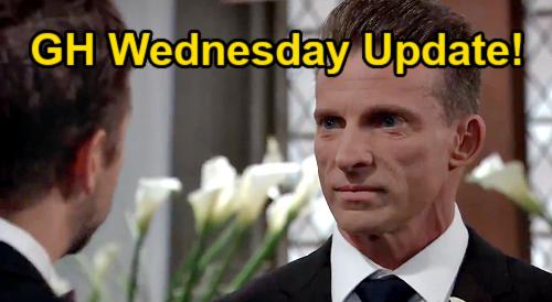 General Hospital Spoilers: Wednesday, September 15 Update – Jason & Carly's Final Wedding Prep – Sam Pressures Harmony
