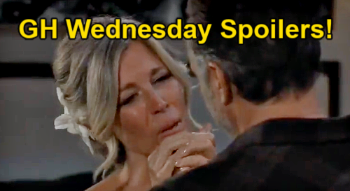 General Hospital Spoilers: Wednesday, September 22 – Carly's Whispered Sonny Question - Jason Tells Dante Dad's Alive