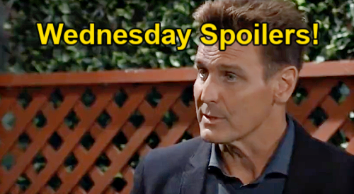 General Hospital Spoilers: Wednesday, September 8 – Jax Calls 'Mike' Sonny, Nina Busted - Jason Searches for Missing Carly