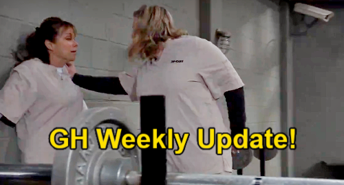 General Hospital Spoilers: Week of April 12 Update – Alexis Attacked - Chase Poisoned & Dying - Laura Betrays Nikolas