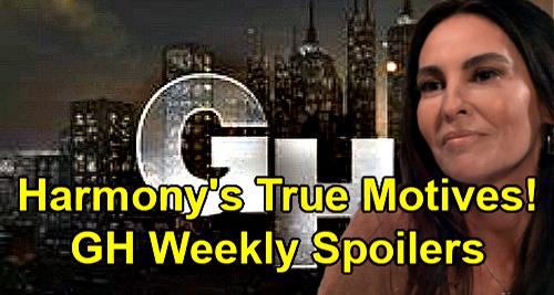 General Hospital Spoilers: Week of August 2 – Jason & Cam Box – Josslyn's Mob Trouble – Harmony's True Motives