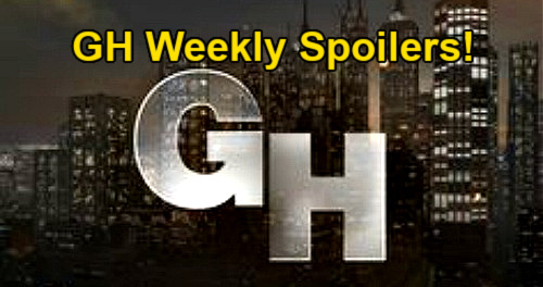 General Hospital Spoilers: Week of August 30 – Joey Crashes Jason's Bachelor Bash – Obrecht's Peter Trap – Cyrus' New Threat