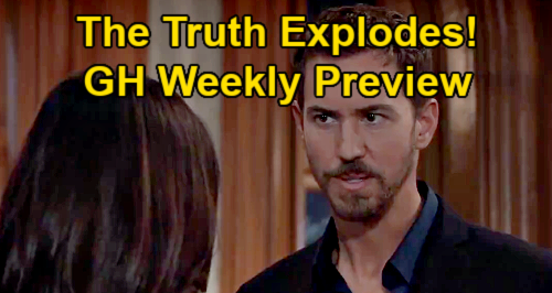 General Hospital Spoilers: Week of February 22 Preview - Liz Breaks Down - Cyrus Rages - Peter Confronts Anna With The Truth