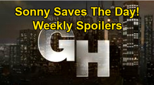 General Hospital Spoilers: Week of January 18 – Sonny Saves the Day – Cyrus' Deal Rejected – Sam Busts Tracy – Liz Furious