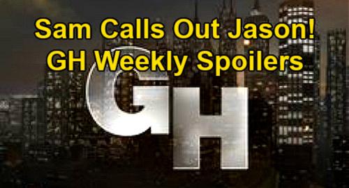 General Hospital Spoilers: Week of July 12 – Austin's Quartermaine Reveal – Sam Calls Out Jason - Britt & Obrecht Fight Over Jax