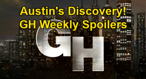 General Hospital Spoilers: Week of June 14 – Nina & Carly's Truce - Austin's Startling Discovery – Brook Lynn's Baby Ban