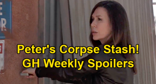 General Hospital Spoilers: Week of June 14 Preview – Liz Races to Stop Anna Finding Peter's Dead Body - Metro Court Romance
