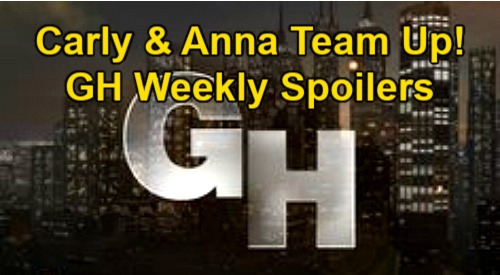 General Hospital Spoilers: Week of March 29 – Carly & Anna Team Up for Jason - Alexis Thrown in Prison – Nina Protects Sonny