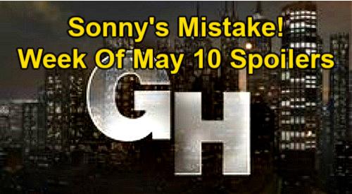 General Hospital Spoilers: Week of May 10 – Sonny's Rookie Mistake - Carly's Power Trip Ends – Josslyn in Danger