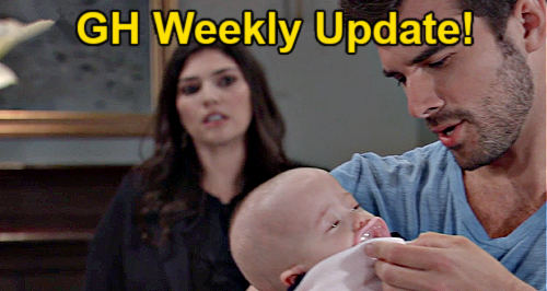 General Hospital Spoilers: Week of September 20 Update – Sonny Busts Carly & Jason's Wedding Night - Chase's Bailey Discovery