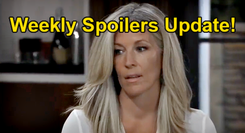 General Hospital Spoilers: Week of September 6 Update – Carly Wants Jason in Every Way - Nina Confesses All to Jax