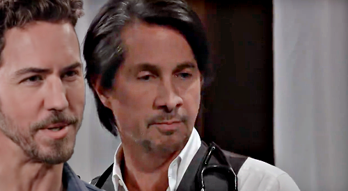 General Hospital Spoilers: Wes Ramsey Offers No Exit Statement or Interview – Peter's Alive, Not Gone Yet