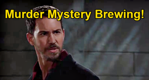 General Hospital Spoilers: Who Kills Peter, Murder Mystery Brewing – Top Suspects Ahead of Deadly Exit?
