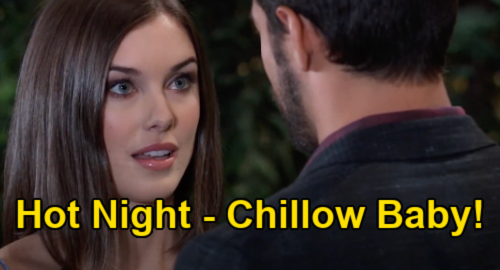 General Hospital Spoilers: Willow & Chase's Valentine's Day Bedroom Reunion – Will Hot Night Lead to 'Chillow' Baby?