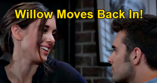 General Hospital Spoilers: Willow Surprises Chase, Moves Back In – Problems Arise as Michael Marriage Haunts Apartment?