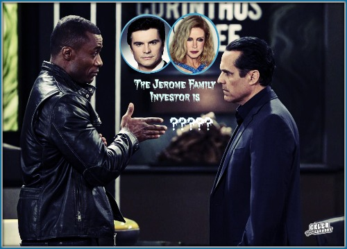 General Hospital Spoiler: Sonny's Brother Ric Lansing The Jerome Family's Secret Investor?