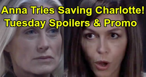 General Hospital Spoilers: Tuesday, November 12 – Anna's Desperate Offer to Cassandra – Jason Grills Valentin – Jax and Carly's Deal