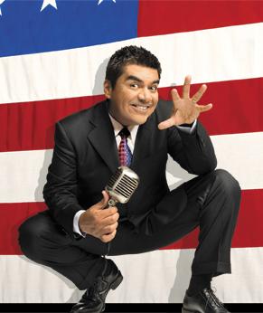 George Lopez Was Joking He Is NOT Running For Major