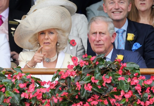 Camilla Parker-Bowles Warns Meghan Markle Not To Marry Prince Harry