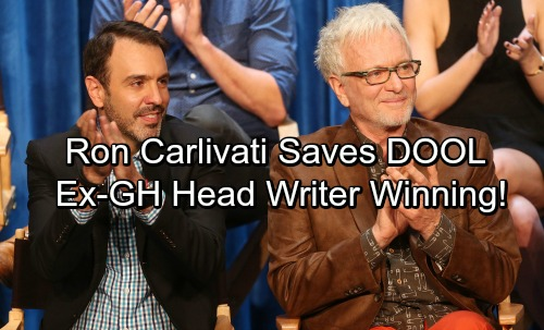 General Hospital Spoilers: Ron Carlivati Ratings Magic for Days of Our Lives – Former GH Head Writer's Secrets to Soapy Success