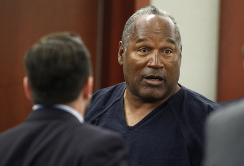 Major Publishers Turn Down OJ Simpson Book Deal - Say He's Too 'Toxic'
