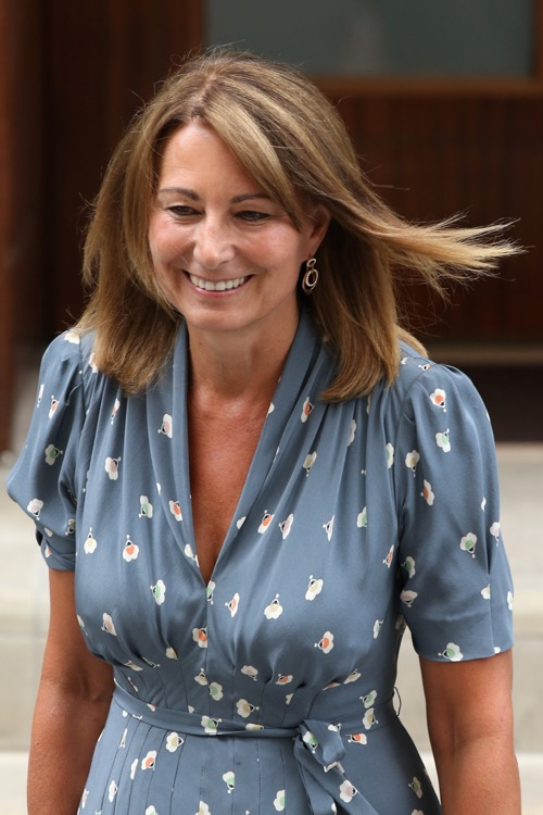 Carole Middleton Furious: Daughter Pippa Matthews Drops Middleton From Name