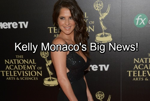 General Hospital Spoilers: Kelly Monaco's Huge News - Big Celebration for GH Star