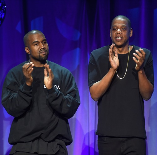 Jay-Z and Kanye West's Beef is Over Wives Beyonce and Kim Kardashian