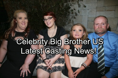 Celebrity Big Brother US Casting News: Latest Contestant Buzz - Who Will Be On CBBUS?