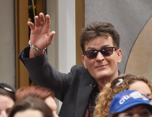 Charlie Sheen Is Dating His Own Nanny, Julie Stambler