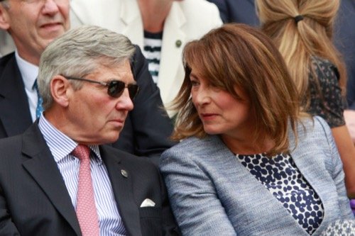 Kate Middleton Embarrassed by Greedy Mom: Carole Middleton Asks Mirka Federer For Spare Tickets to Wimbledon