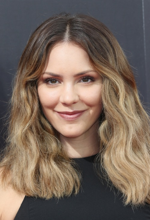 Katherine McPhee And David Foster Are Just Good Friends
