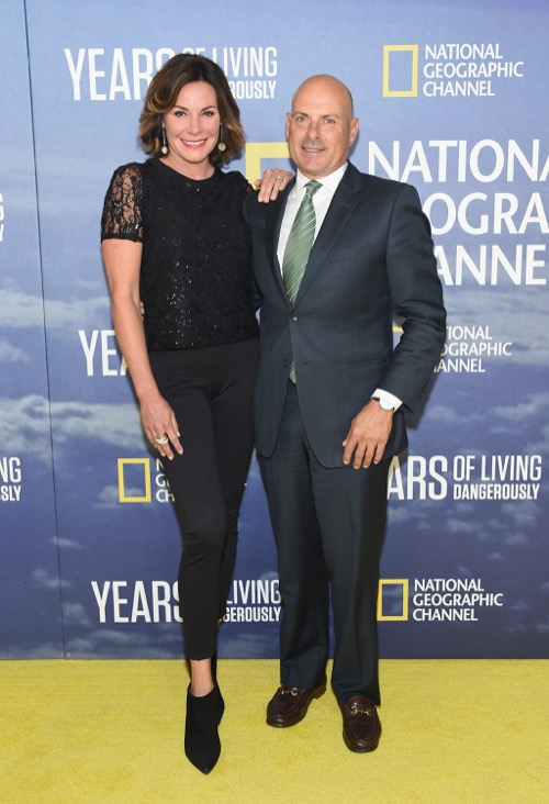 Real Housewife of New York LuAnn de Lesseps' Marriage on the Rocks, Slaps Her Husband in a Restaurant