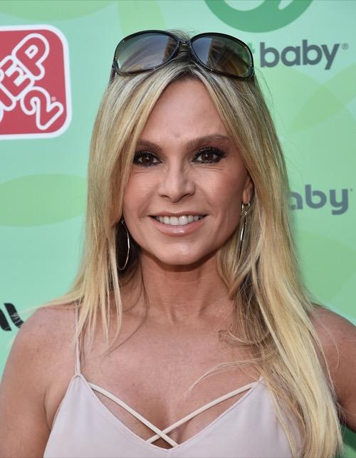 Tamra Judge Already Moving On From Accusations of Abuse