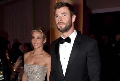 Chris Hemsworth and Elsa Pataky Marriage On the Rocks, Chris Has Crush on Charlize Theron