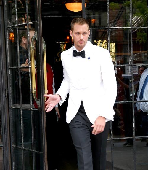 Alexander Skarsgard Dumps Alexa Chung: Moves On With Leo Di Caprio's Ex Toni Garrn