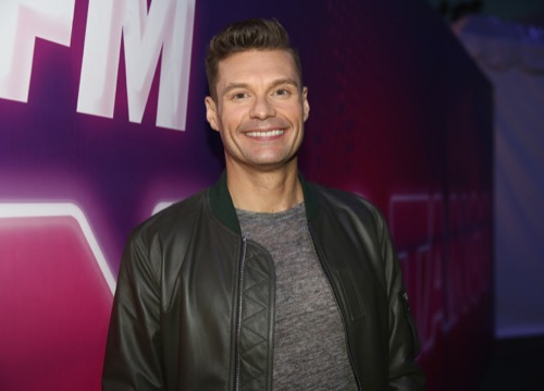 Ryan Seacrest Forced to Talk About Julianne Hough Wedding on Live!