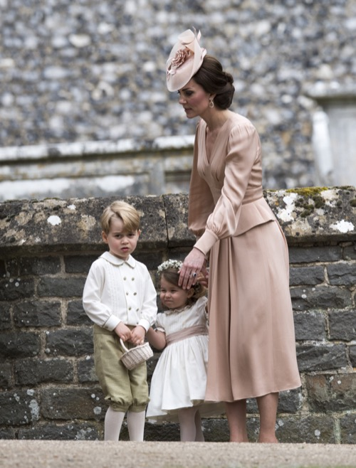 Prince George Takes After Father Prince William: Hates Contact Sports