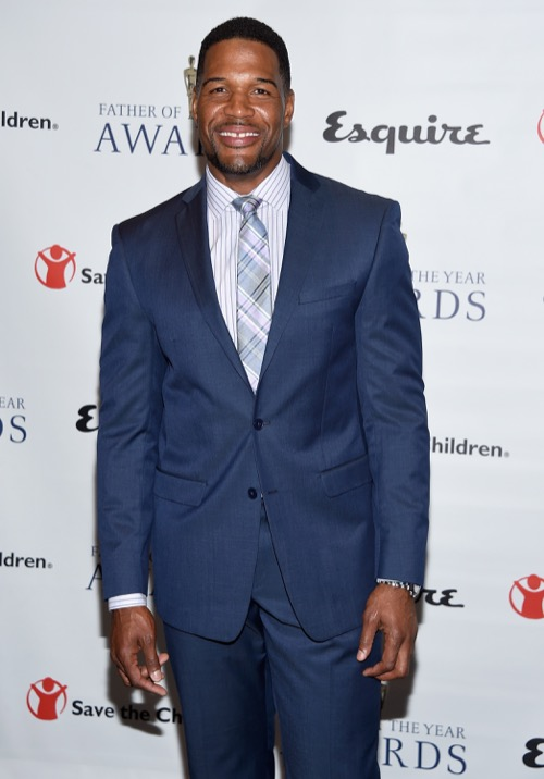 Michael Strahan Irks Good Morning America Execs With Prolonged Vacation