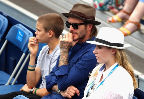 Beckham's Marriage Over?