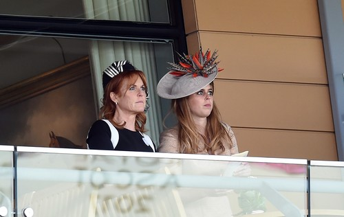 Sarah Ferguson Banned By Royals After Using Buckingham Palace as Celebrity Playground