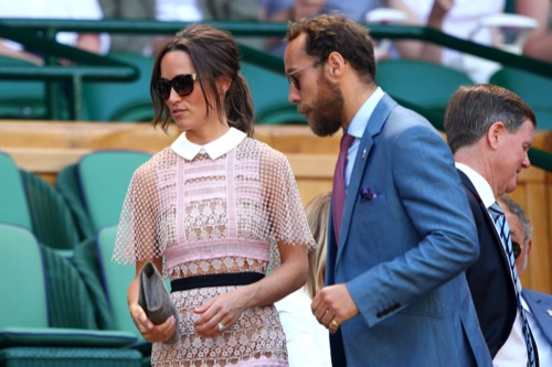 Prince Harry and Meghan Markle Shunning Pippa Middleton During Wedding Ceremony?