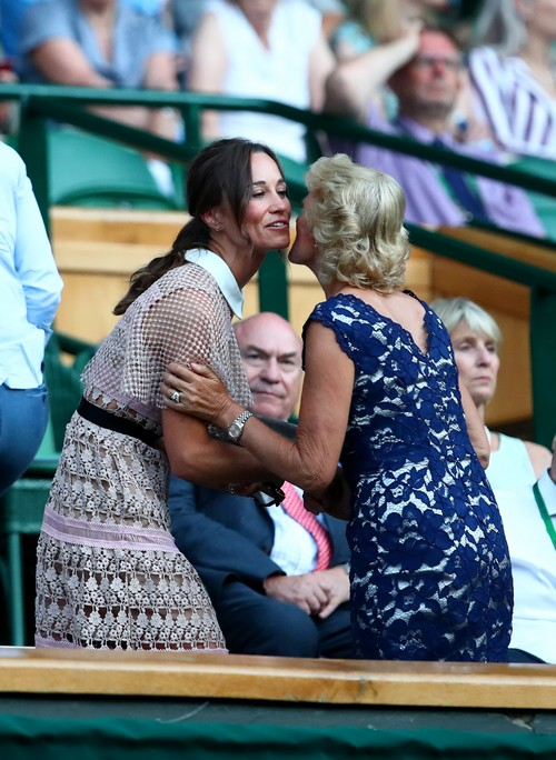 Kate Middleton Humiliated by Pippa Middleton's Desperate Plea For Media Attention At Wimbledon