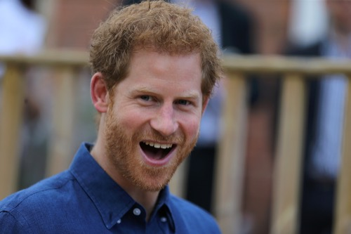 Prince Harry Cheating On Meghan Markle: Spotted Flirting With Mystery Blonde at British Summer Time Fest
