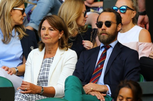 James Middleton Breaks Up With Girlfriend Donna Air