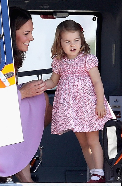 Princess Charlotte Bumps Mom Kate Middleton As New Royal With Most Fashion Influence