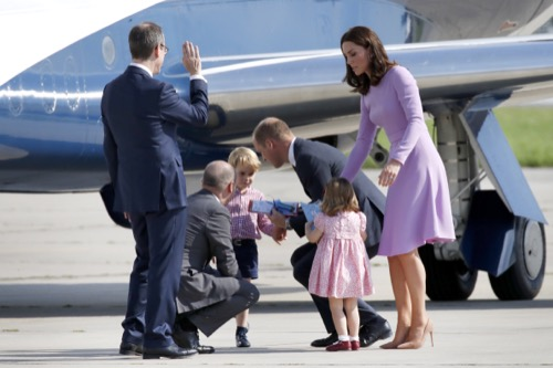 Prince William Tells Prince George and Princess Charlotte Stories About 'Granny' Diana: Sidelining Camilla Parker-Bowles